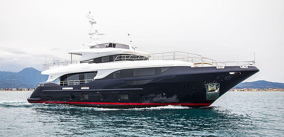 Aslan Charter Yacht
