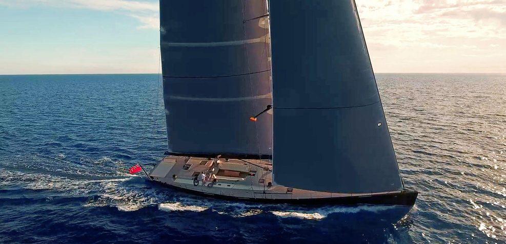 Wally Love Charter Yacht