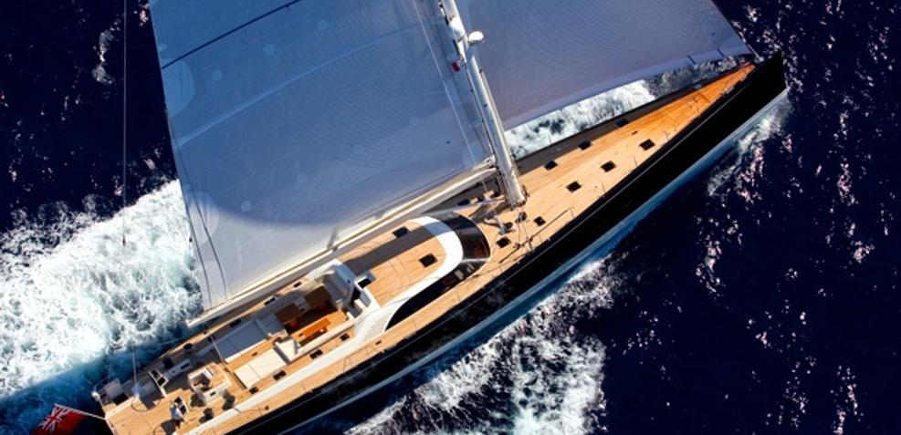 Nilaya Charter Yacht