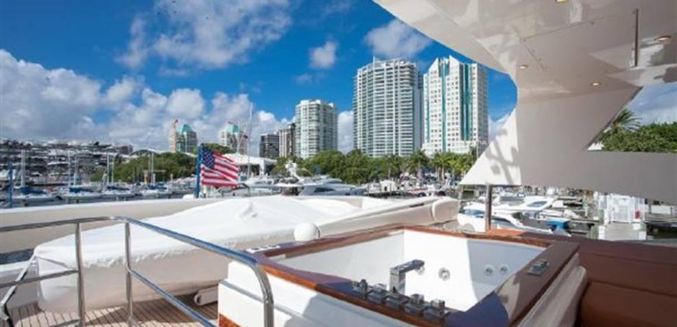 Aicon Charter Yacht