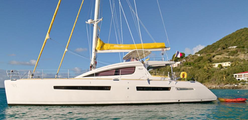 Lady Dominique II Charter Yacht