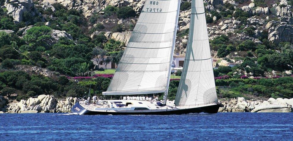Yam Charter Yacht