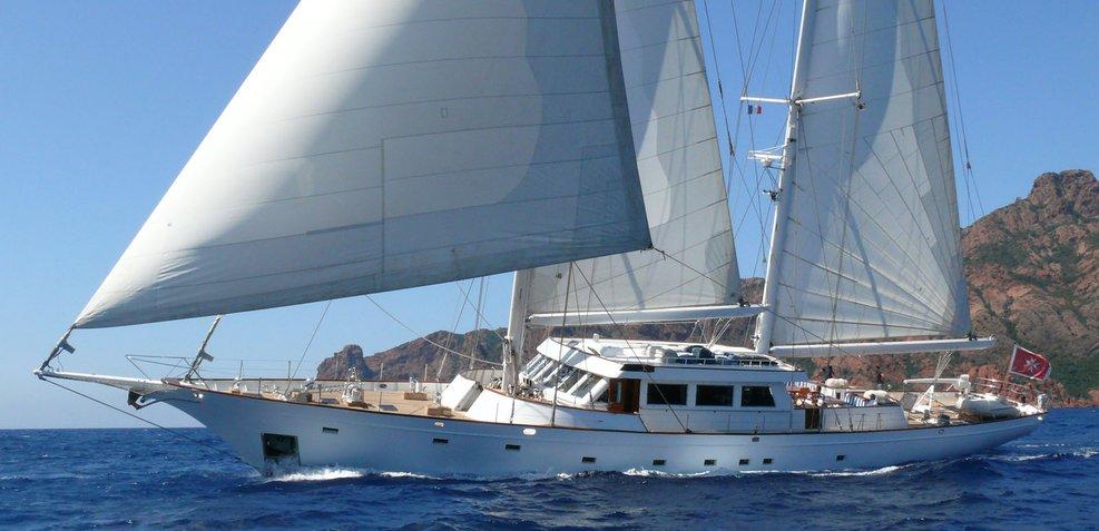 Queen Nefertiti Charter Yacht