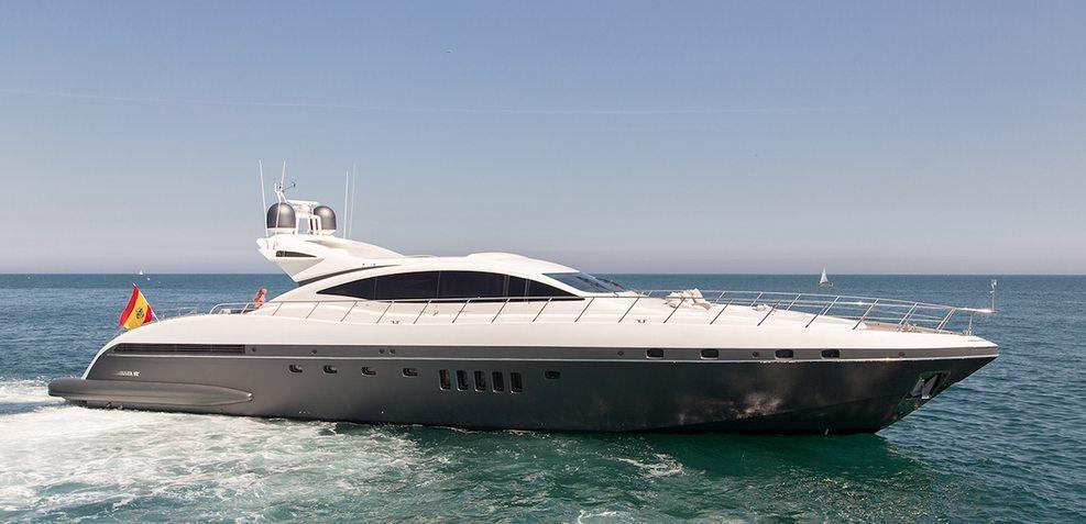Five Stars Charter Yacht