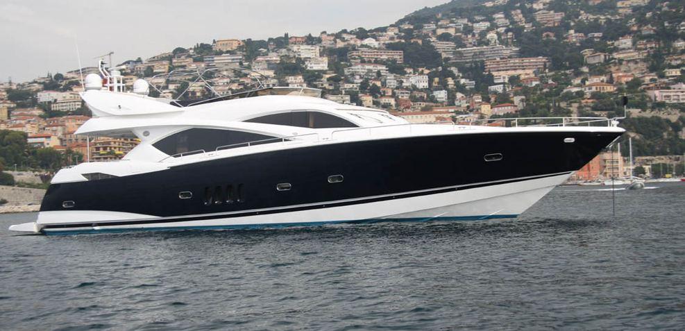 BLUEQUEST II Charter Yacht