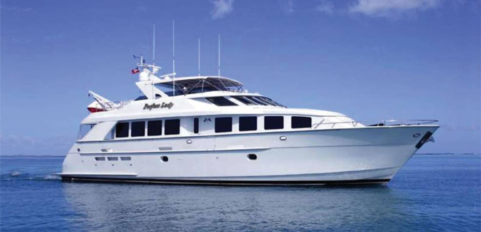 Perfect Lady Charter Yacht