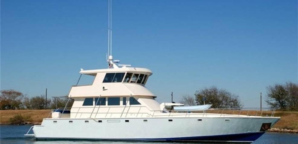 Don't Matter Charter Yacht