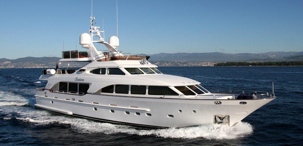 Renaissance Charter Yacht