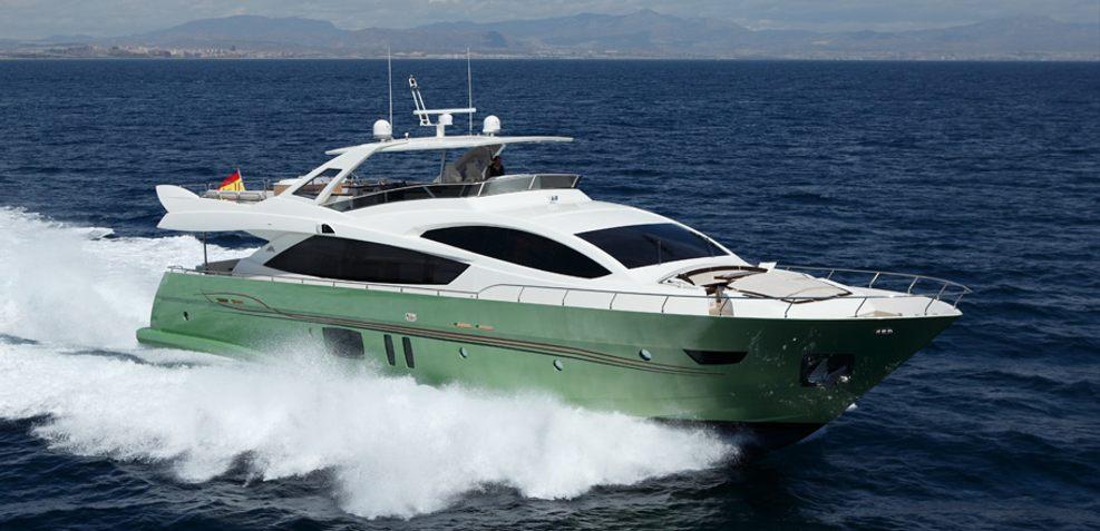 Krista Charter Yacht