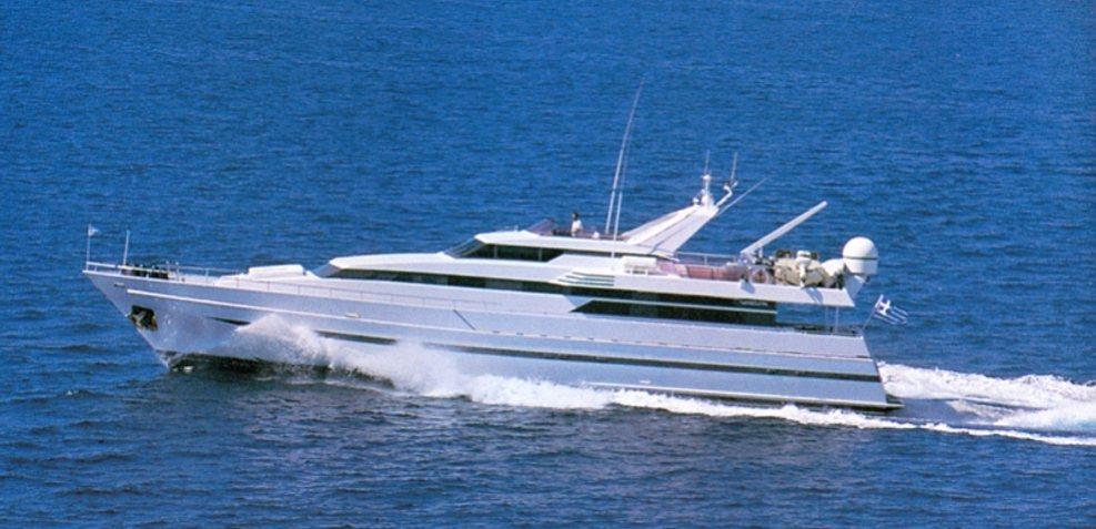 Harama II Charter Yacht