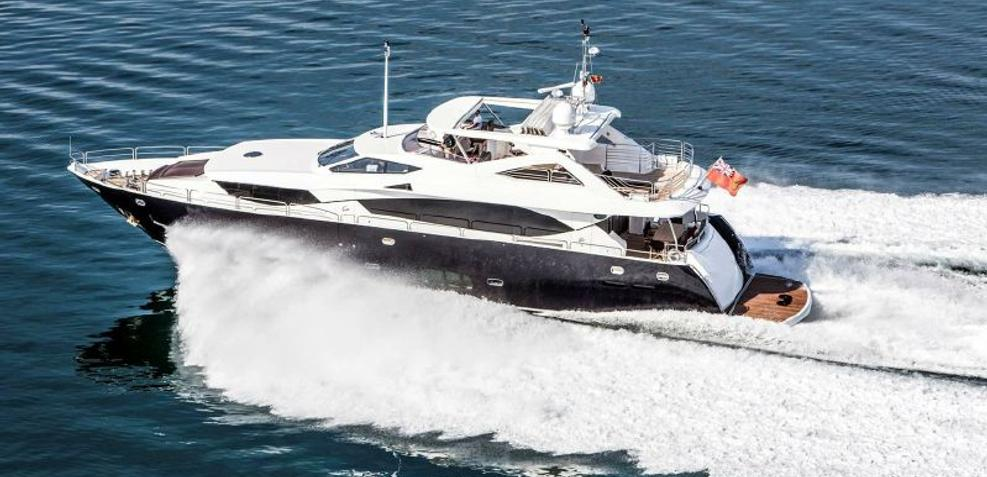 Aleksandria England Charter Yacht