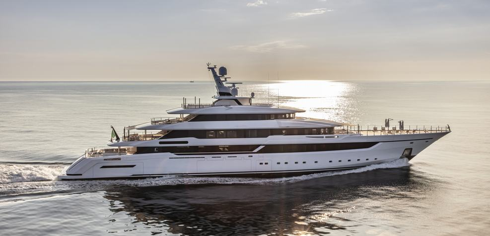 Dragon Charter Yacht