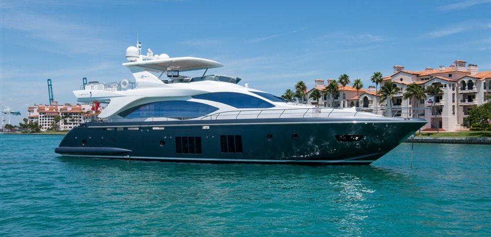 KB1 Charter Yacht