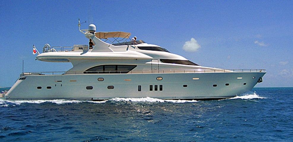 Import III Charter Yacht