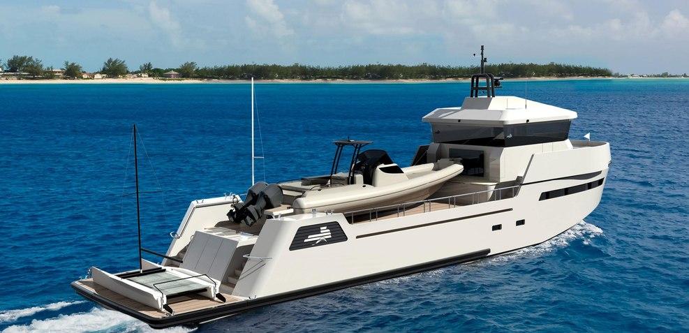 YXT 24 Evolution Charter Yacht