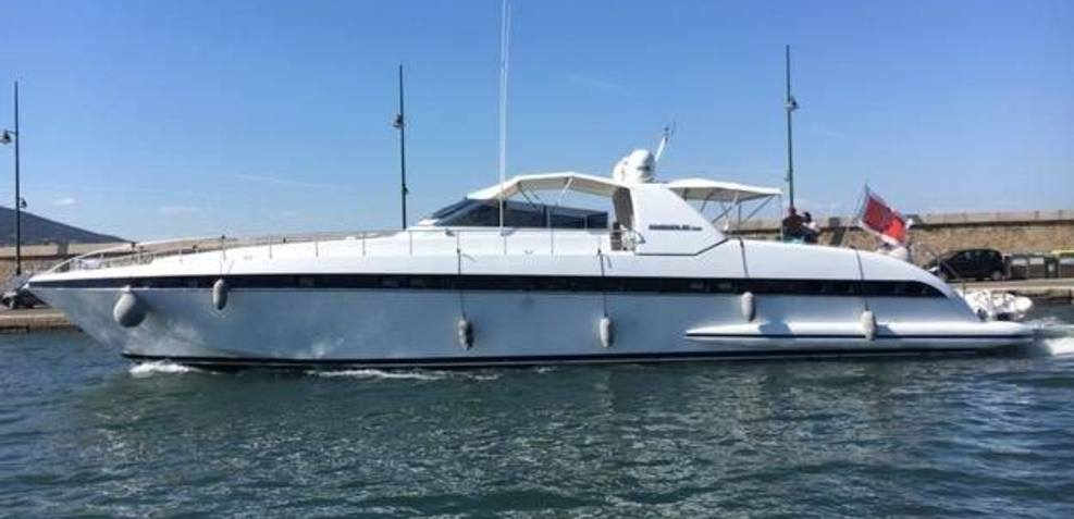 Justed Charter Yacht