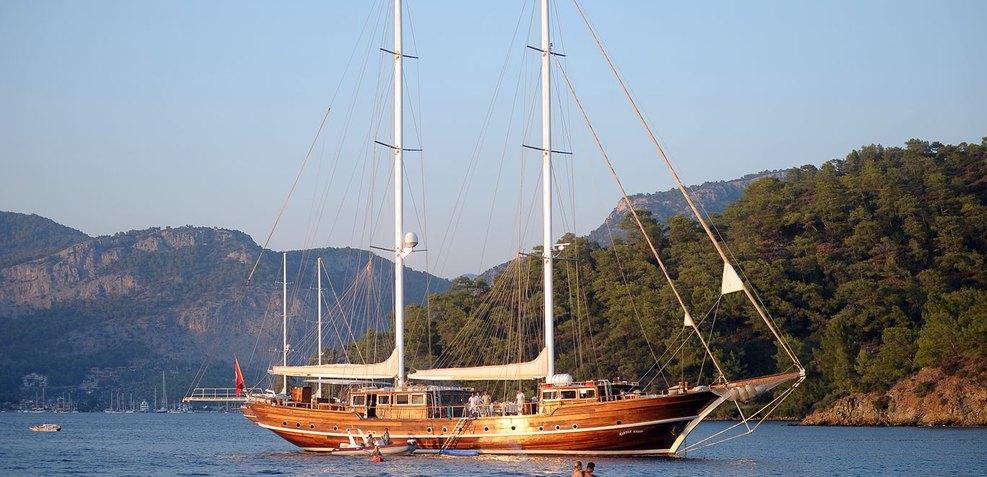 Kaptan Kadir Charter Yacht