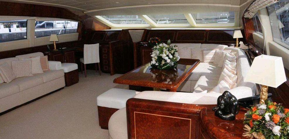 Negara Charter Yacht