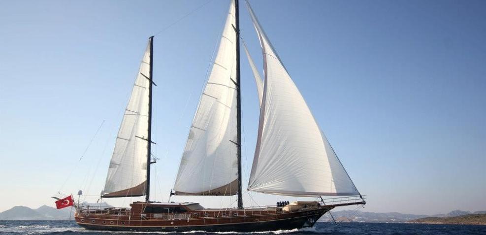 Gora Charter Yacht