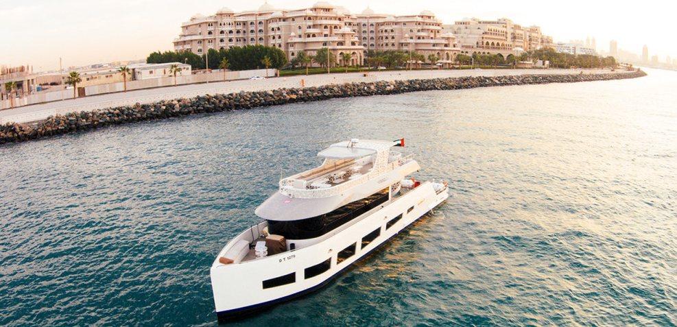 Virgo I Charter Yacht