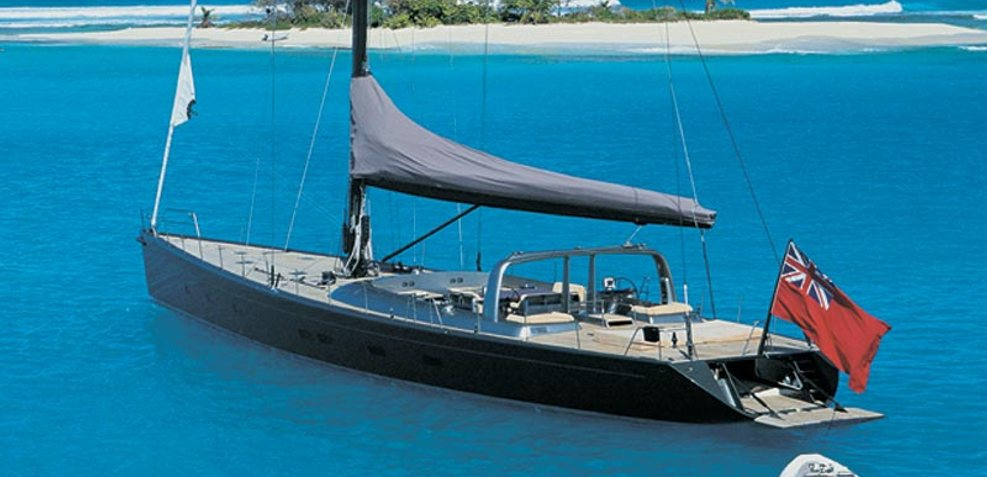 Wally B Charter Yacht