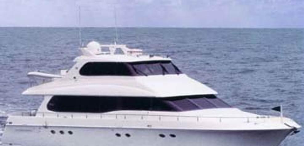 Sea Filly II Charter Yacht
