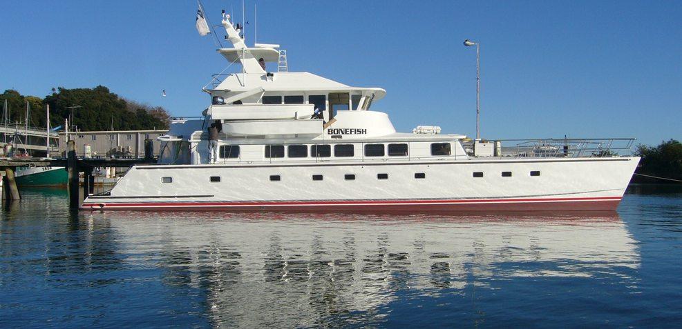 Bonefish Charter Yacht