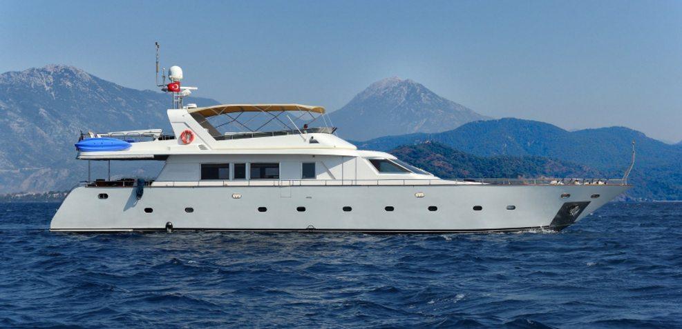 SeaYacht Charter Yacht