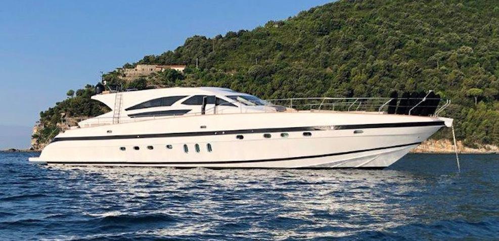 Goldfinger Charter Yacht