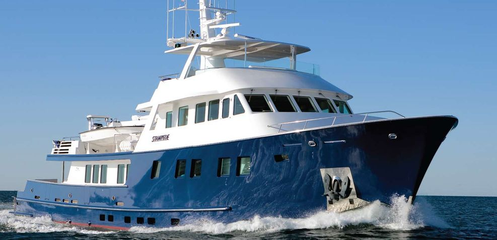 Stampede Charter Yacht