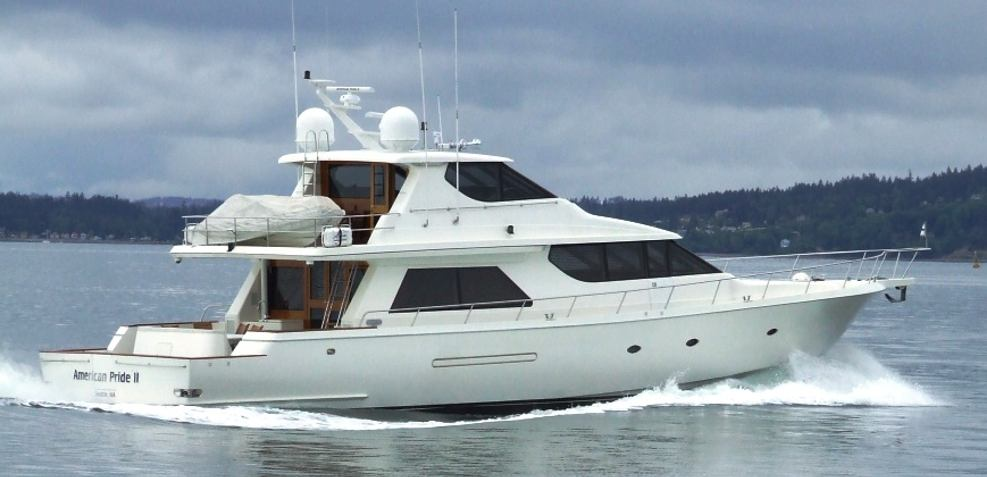 American Pride Charter Yacht