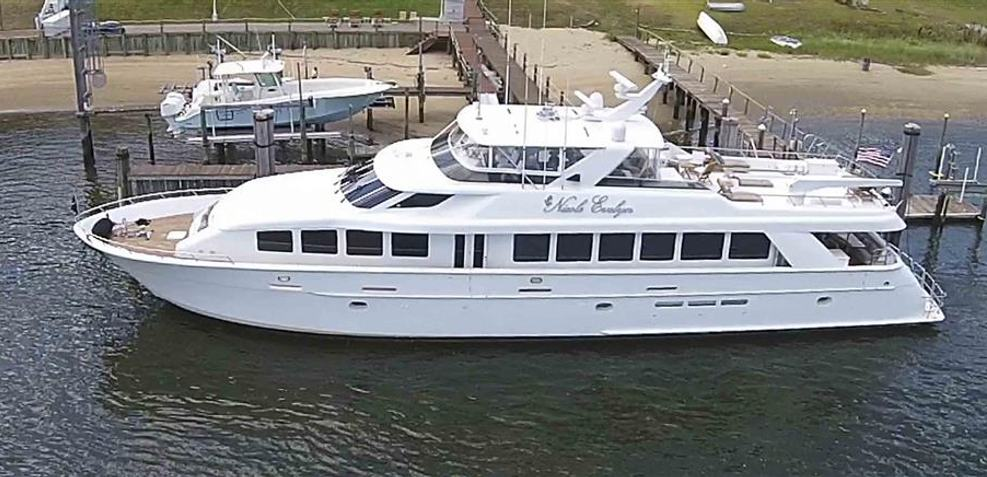 Vesper Charter Yacht