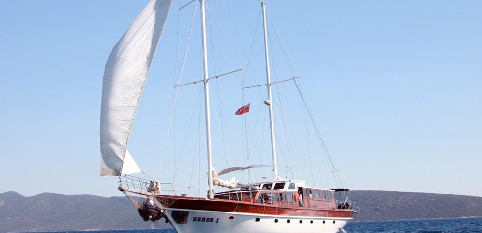 Seher 1 Charter Yacht