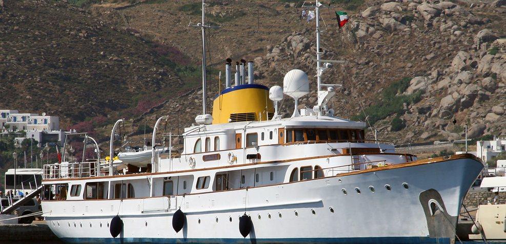 Hasabi II Charter Yacht