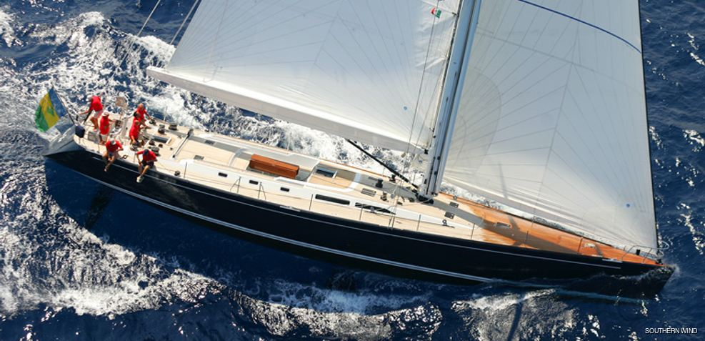 Southern Star Charter Yacht