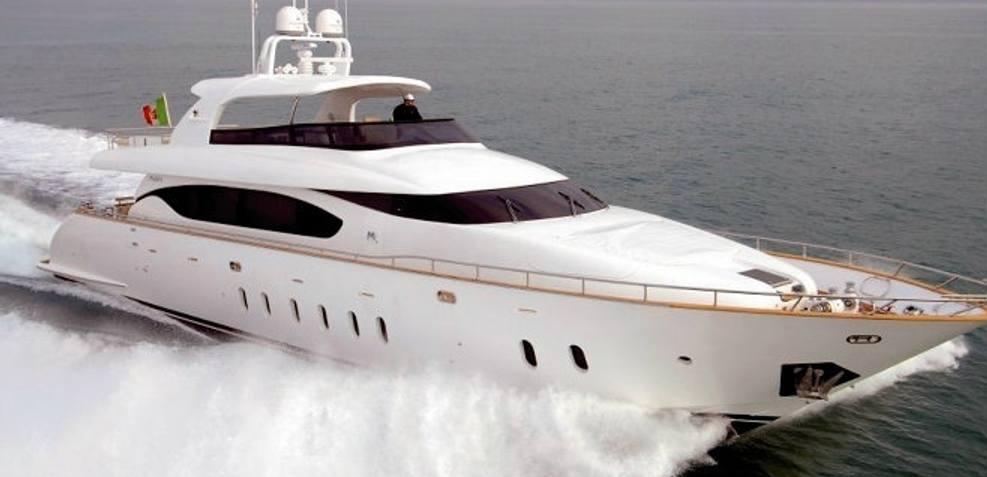 Nikca Charter Yacht
