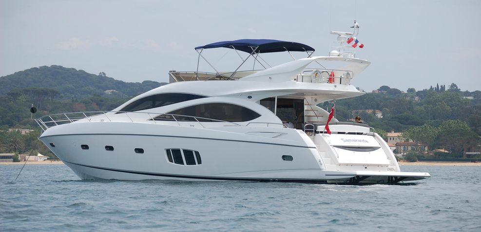 Samakanda Charter Yacht