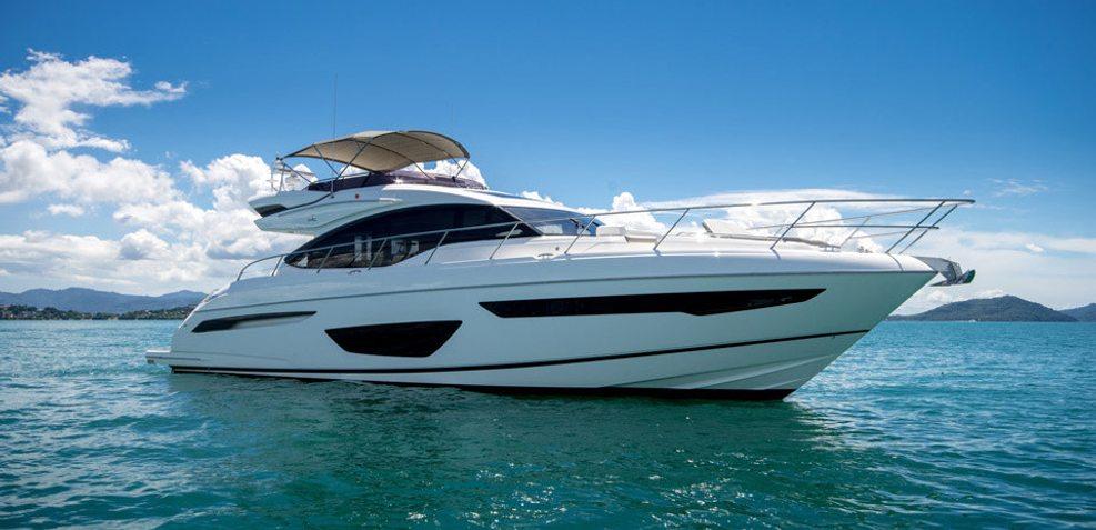Kati Charter Yacht