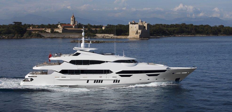 Princess AVK Charter Yacht