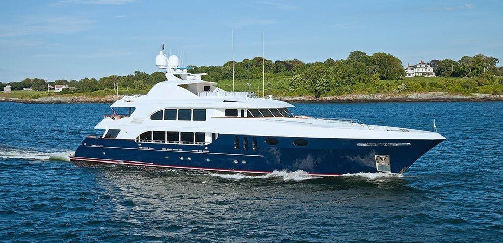 Alessandra Charter Yacht
