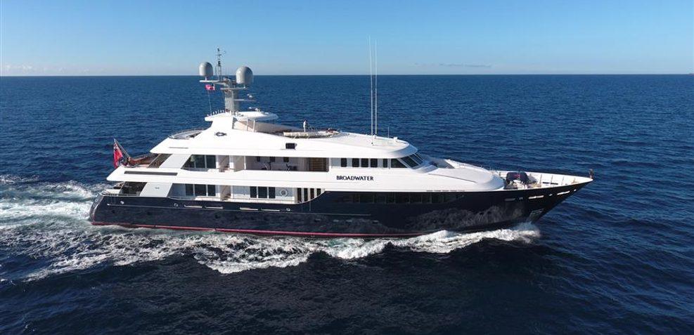 Broadwater Charter Yacht