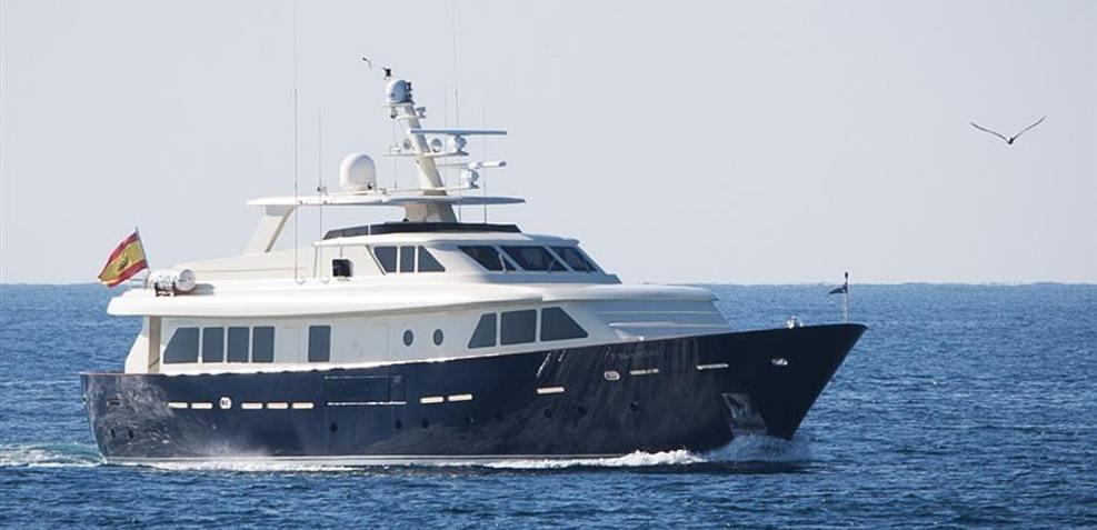 Amali Charter Yacht