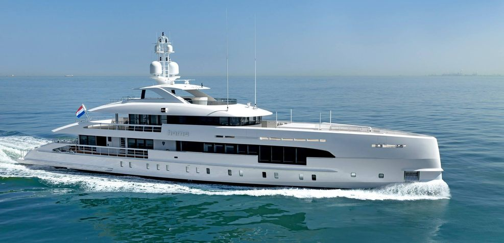 Home Charter Yacht