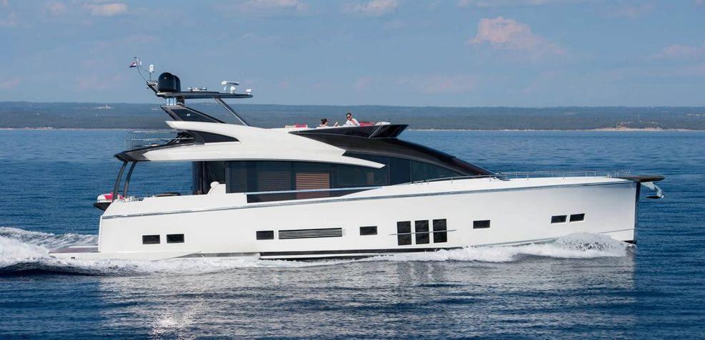 Adler Suprema Charter Yacht