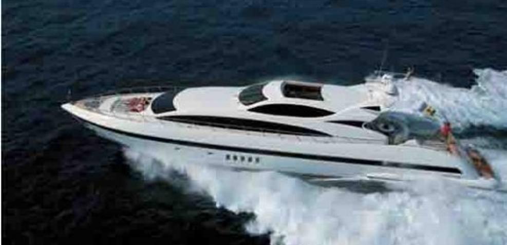 Danush Charter Yacht