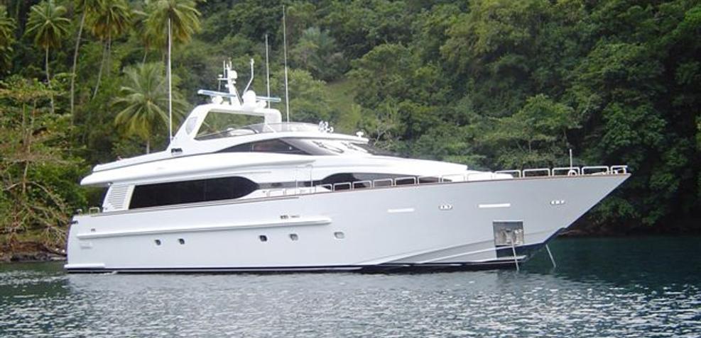 My Destiny Charter Yacht