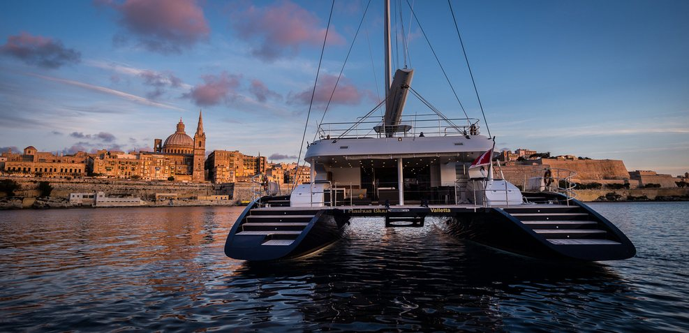 Mashua Bluu Charter Yacht