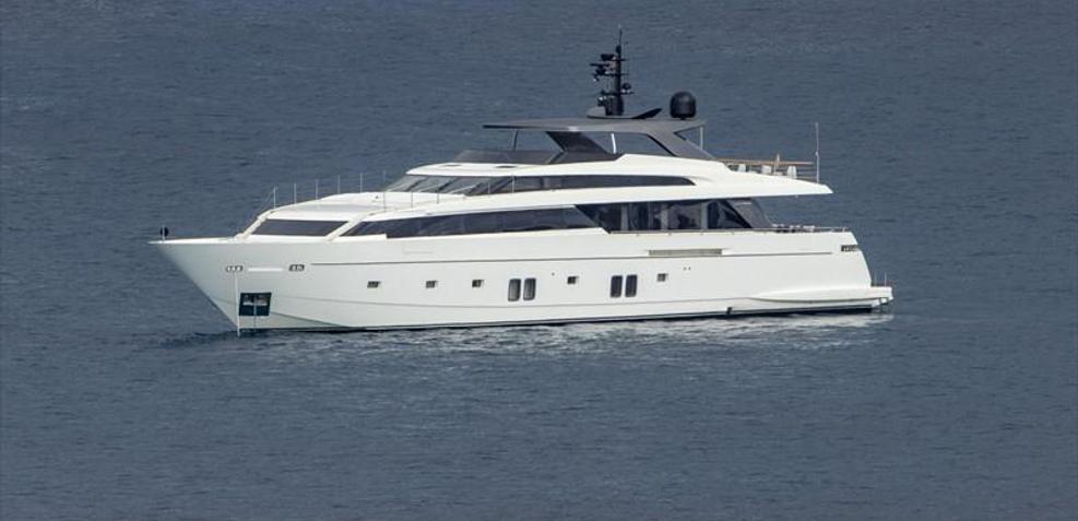 Andinoria Charter Yacht