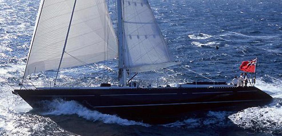 Dark Star Charter Yacht