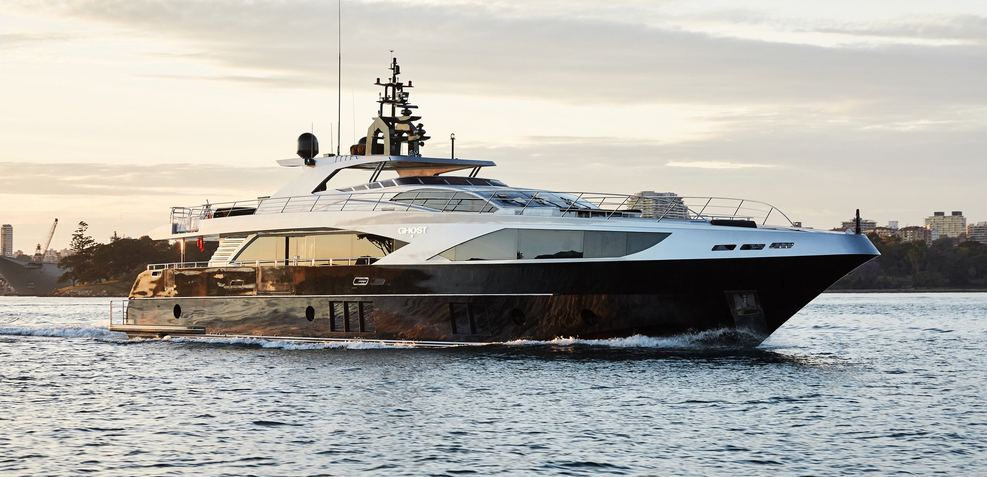 Ghost II Charter Yacht